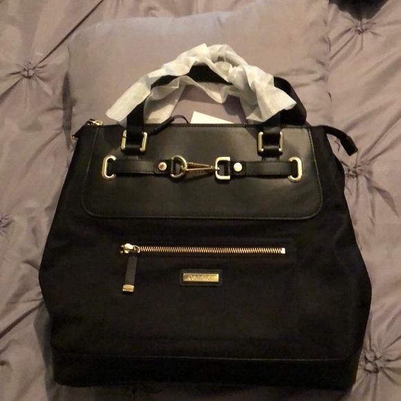 3996b6718751 Calvin Klein Lianna Nylon Fashion Backpack